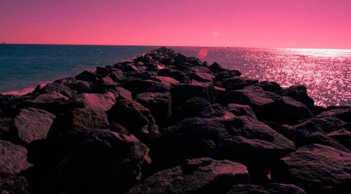 Miami de piedra, foto de León de la Hoz