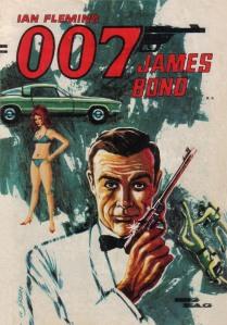 007 James Bond 001
