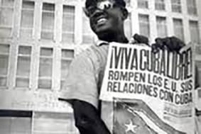 El día que Cuba anunció la ruptura de relaciones con los Estados Unidos.